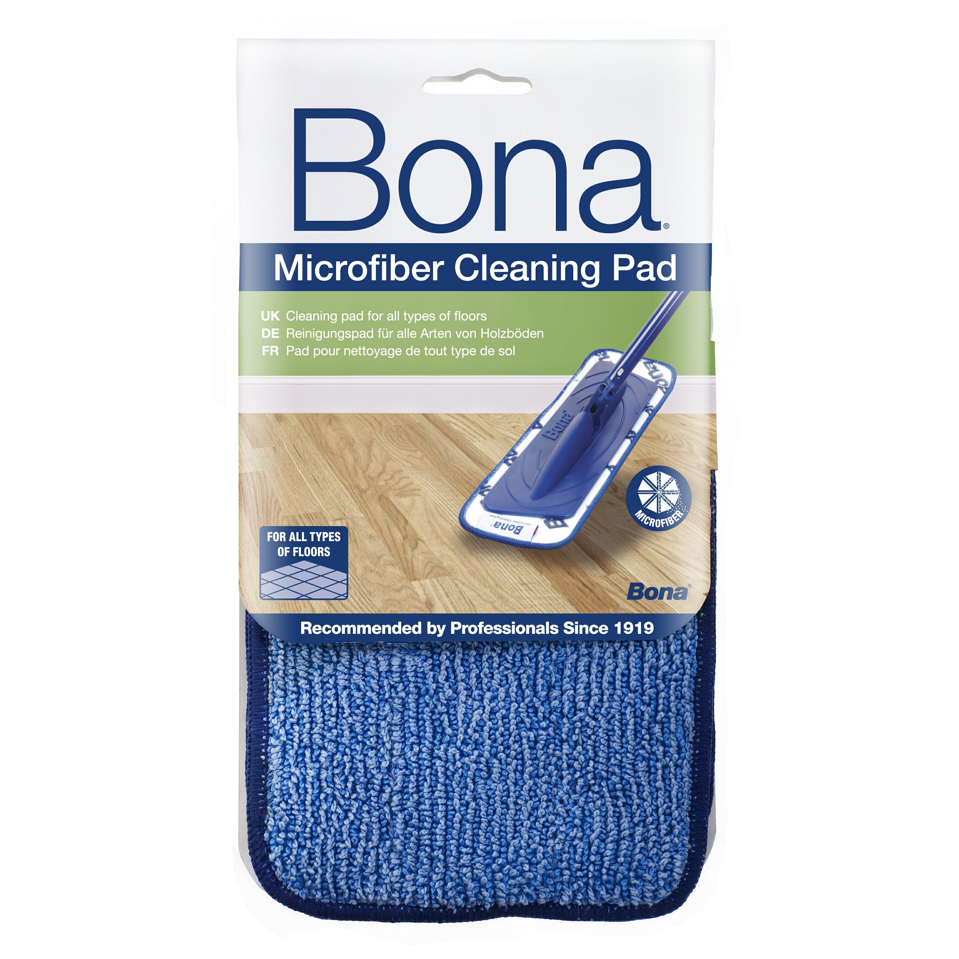Bona Pad de nettoyage Bleu